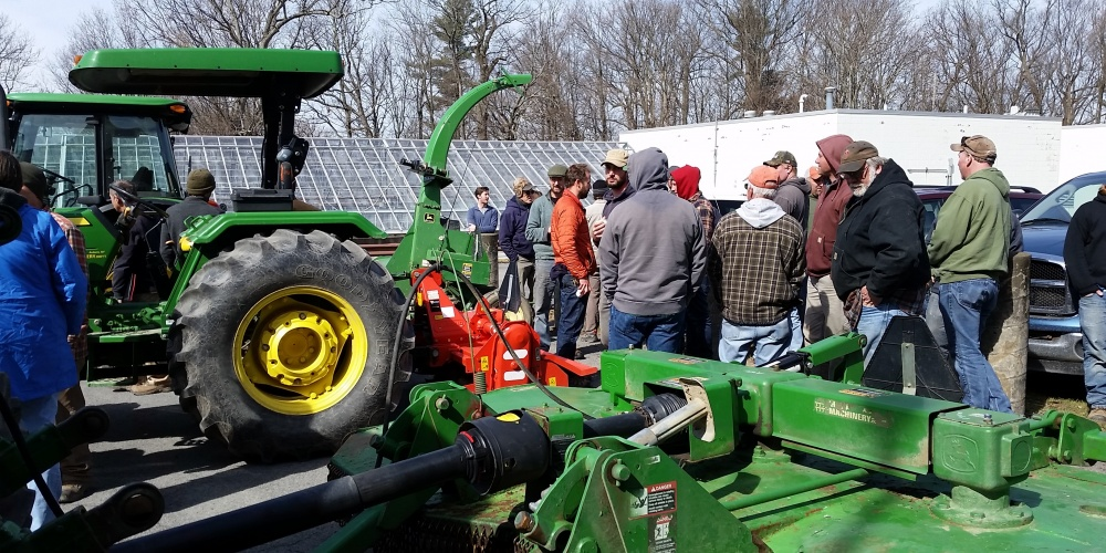 Learning safe tractor checks